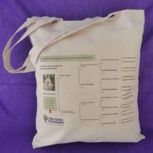 Dog Pedigree Bag